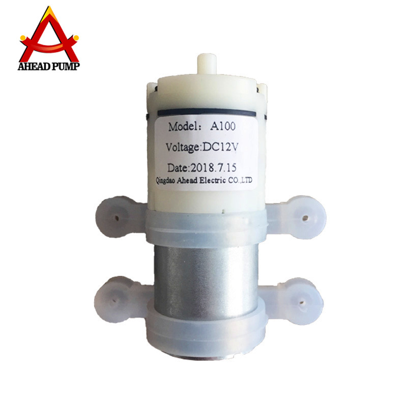 A100  12v dc motor value electric fuel pump vacuum pump